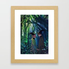VIXX - Witch AU Neo Framed Art Print