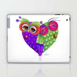 Owl's love Laptop & iPad Skin