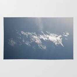 Lonely as a cloud Rug