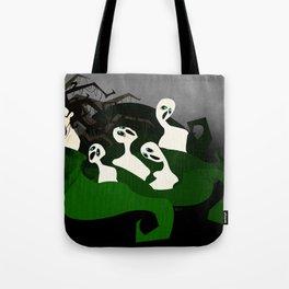 Hel the Goddess of Death Tote Bag