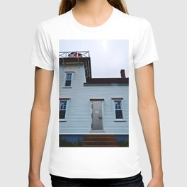 Lighthouse in North-Rustico T-shirt