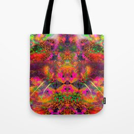 The Jester's Mindscape II Tote Bag