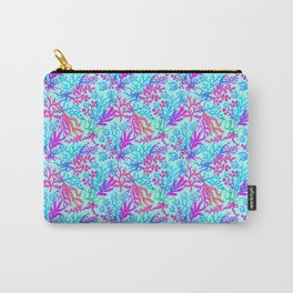 Underwater Foliage Carry-All Pouch
