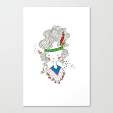 Lea Canvas Print