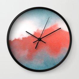 clouds III Wall Clock