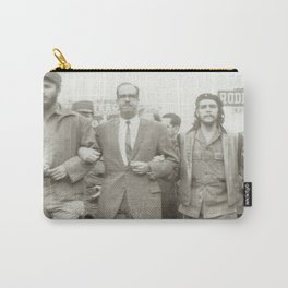 Che Guevara, Fidel Castro and Revolutionaries Carry-All Pouch