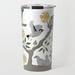 Lanai Birds of Hawaii Travel Mug