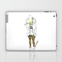 #STUKGIRL Estephanie Laptop & iPad Skin