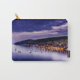Cote Dazur France Carry-All Pouch