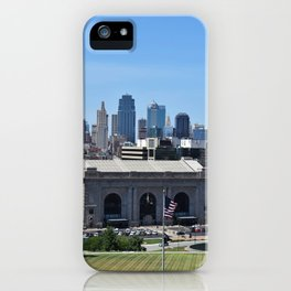Union Station - Kansas City, Missouri iPhone Case