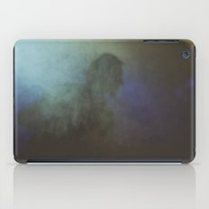 lost in the fog iPad Case