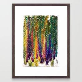 Sweet Silence Framed Art Print