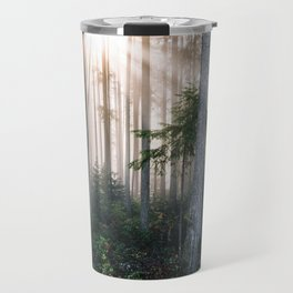 Peaceful Tranquil Forest Travel Mug