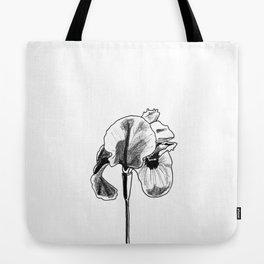 Desert Iris Tote Bag