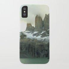 Torres del Paine Slim Case iPhone X