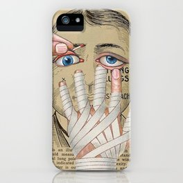 IMPRACTICAL CHARACTER iPhone Case