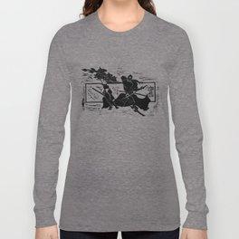 snapdragons Long Sleeve T-shirt