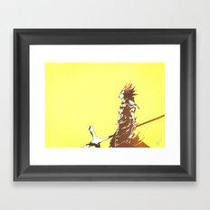 Ornstein Color Framed Art Print