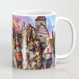 Menacing defense Coffee Mug