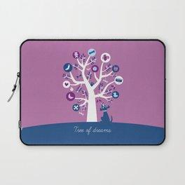 Tree of dreams Laptop Sleeve
