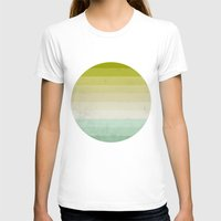 lime T-shirts featuring lime and lemon by xiari
