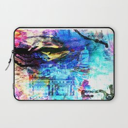 GRAN VÍA MADRID Laptop Sleeve