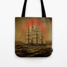 Set Sail - 001 Tote Bag