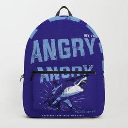 Hey, I'm ANGRY Backpack