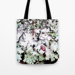 Hawaiian Lichen Tote Bag