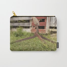 Rusted Plow Carry-All Pouch
