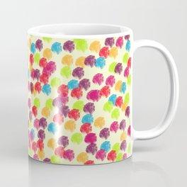 Kids style colorful painting Coffee Mug
