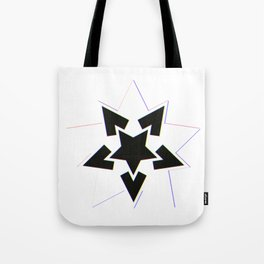 Coloured Nightmare? Logo Tote Bag