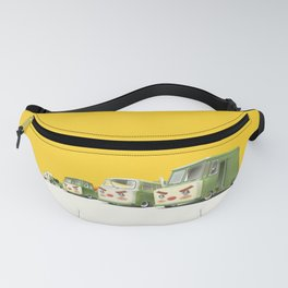 Cars Fanny Pack