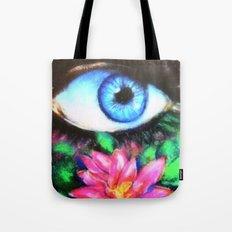 Title: 3rd Eye of Wisdom Tote Bag