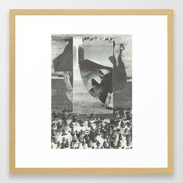 El Gallo  Framed Art Print