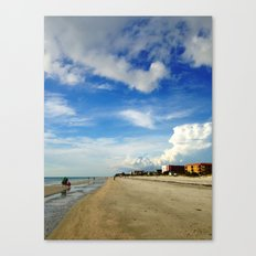 Endless Thoughts Canvas Print