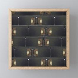 Analog Memory Framed Mini Art Print