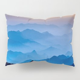 Mountains 11 Pillow Sham