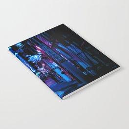 Tokyo's Blade Runner Vibes Notebook