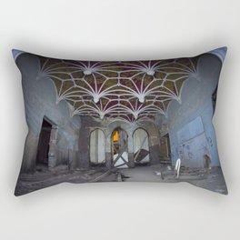 Goutte II // Dripping II - Château Miranda Rectangular Pillow