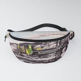 Arid Crossing Fanny Pack