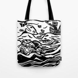 Original - Chaos Tote Bag