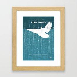 No011 My Blade Runner MMP Framed Art Print