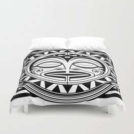 Sleeping God Duvet Cover