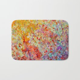 Crepuscular Luminescence Bath Mat