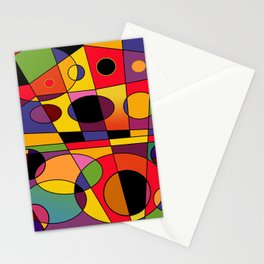 Abstract #79 Stationery Cards