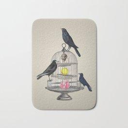 Keeper Crows Bath Mat