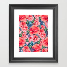My Tropical Garden 12 Framed Art Print