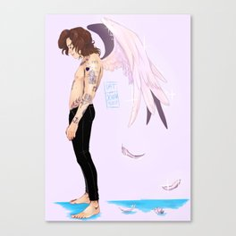 Angel Harry  Canvas Print