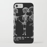 friendship iPhone & iPod Cases featuring Friendship by GLR67
